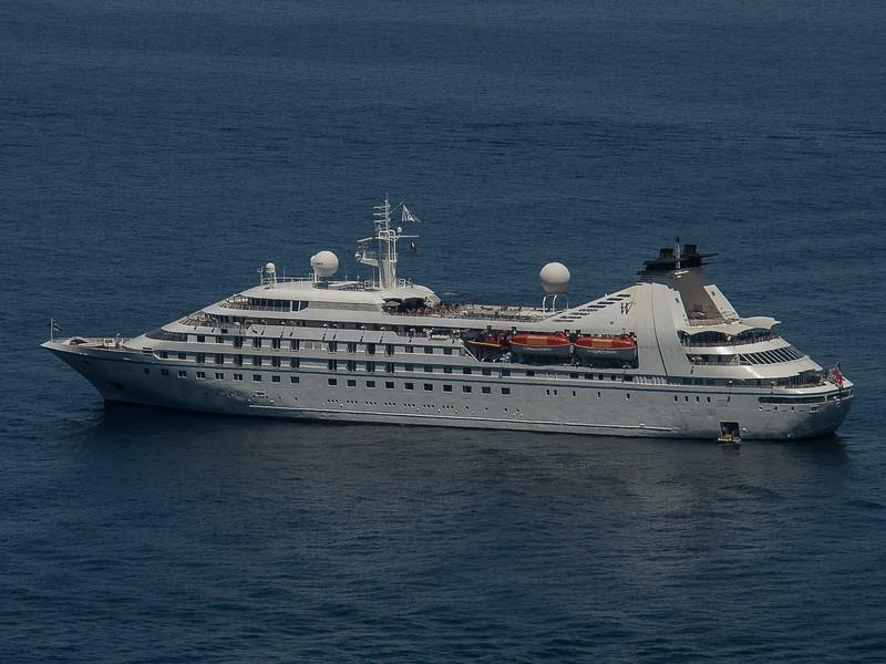 Windstar Wind Pride - Our Ship