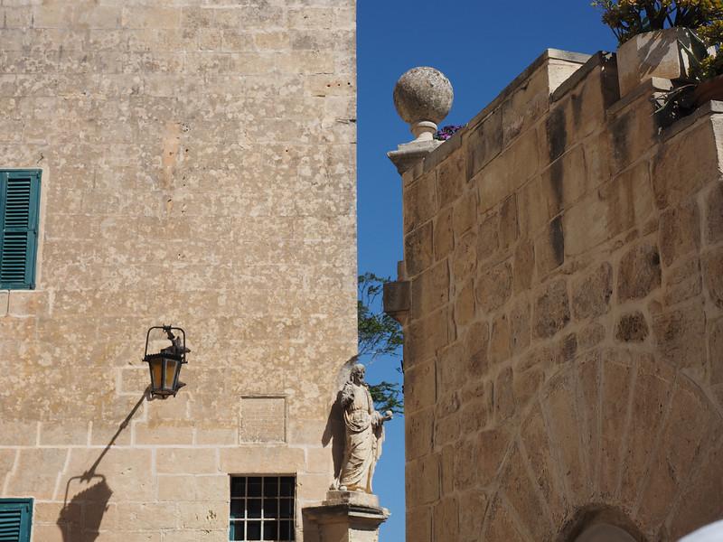 Street Scene - Mdina, Malta