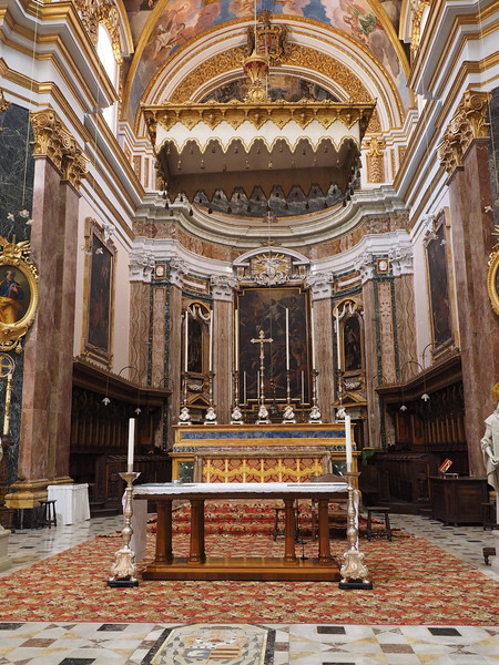 Main Altar - St. Paul's Cathedral
