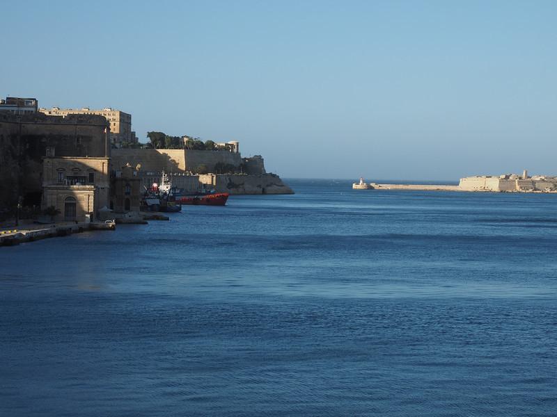 Harbor of Valletta, Malta