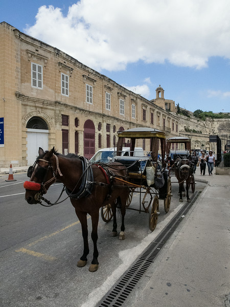 Traditional Carriages Valletta,  Malta