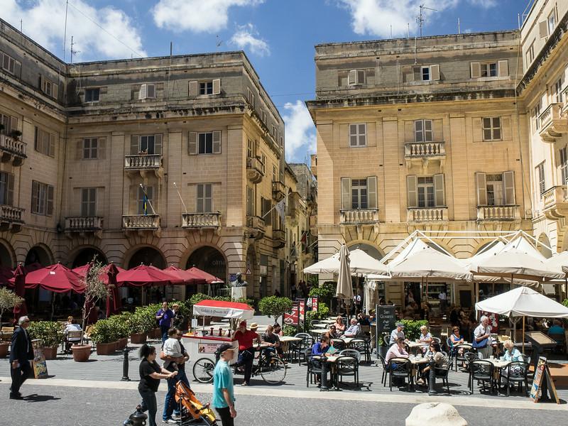 Square Valletta, Malta
