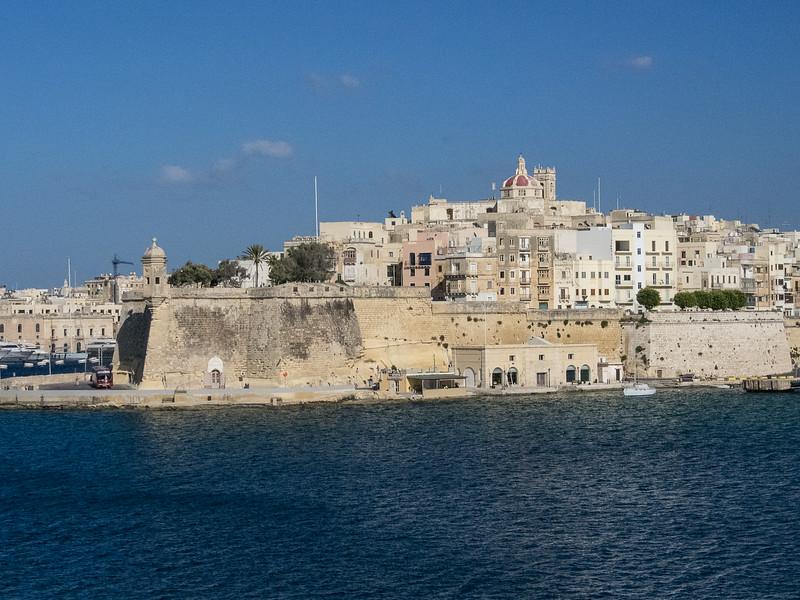 Harbor Valletta, Malta