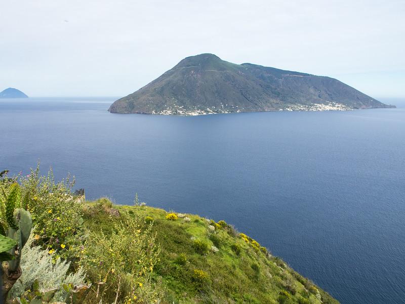 Lipari coastline