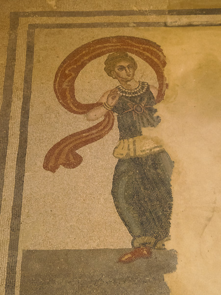Dancer Mosaic