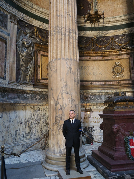 Pantheon Tomb of Umberto I