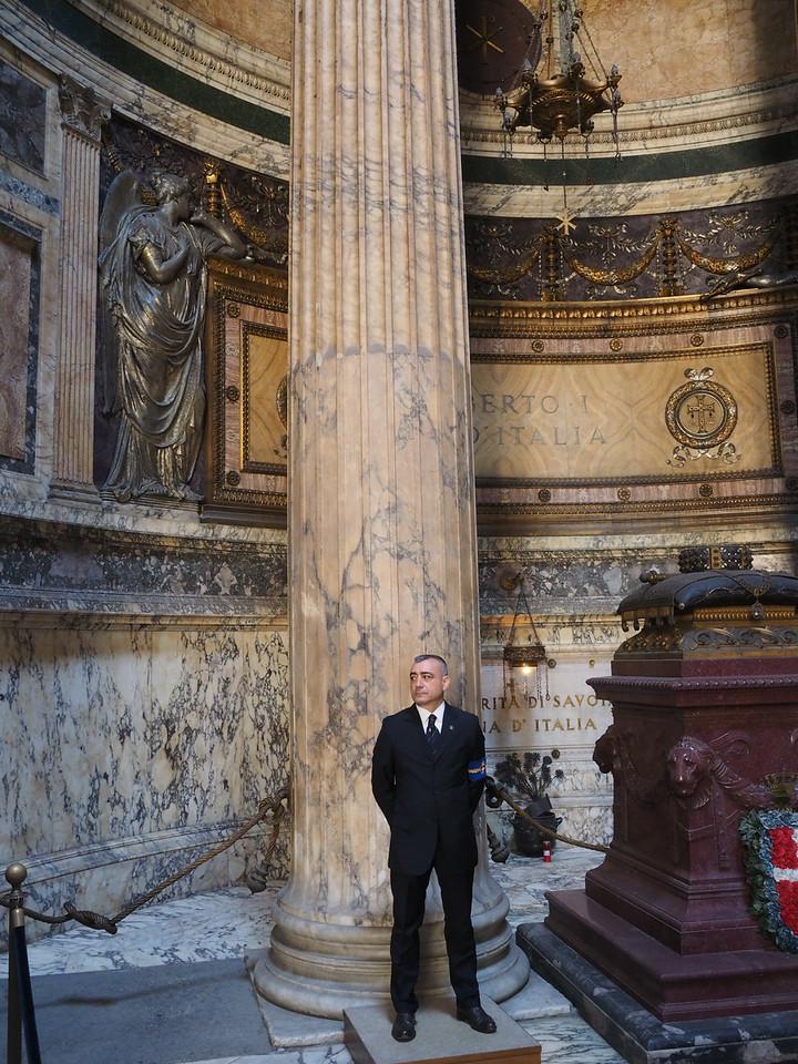 Pantheon Tomb of Umberto I
