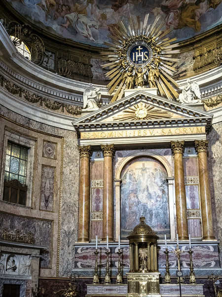 Chapel of Francis Xavier Pietromda Cortona