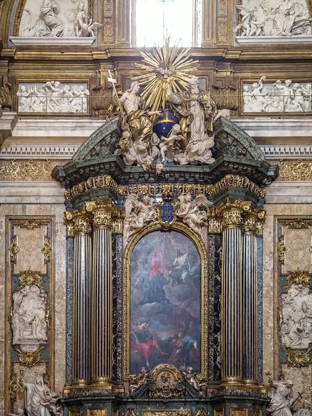 Il Gesu Chapel of St. Ignatius
