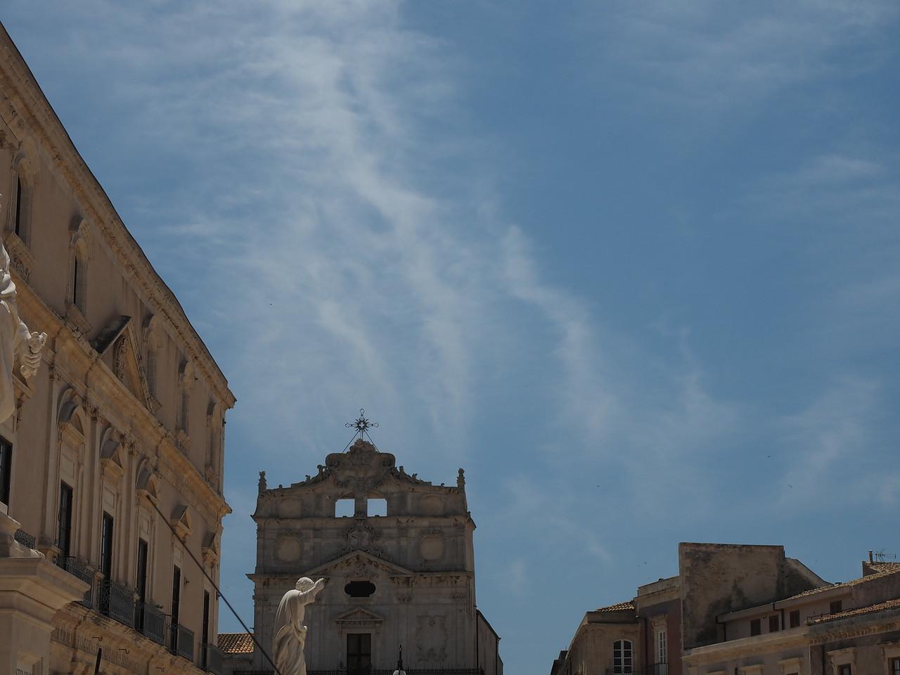 Duomo (cathedral) square, Ortigia