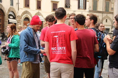 Italy Study Abroad 2016