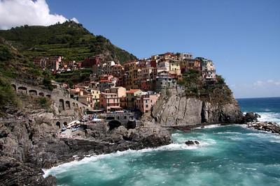 Cinque Terre July 2008