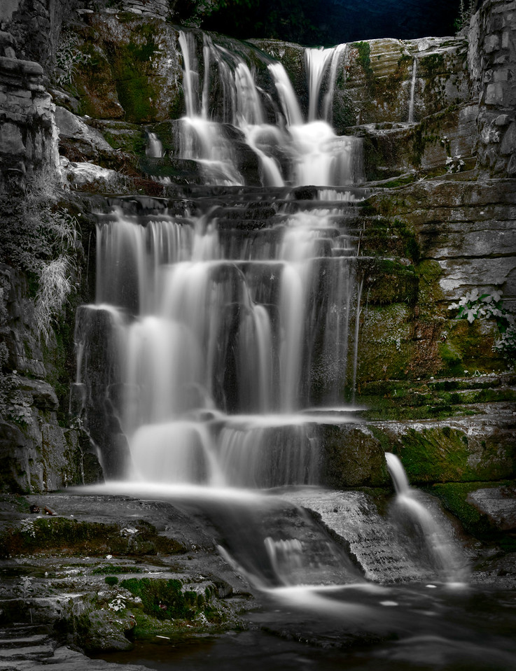 Cascading Water; Moltrasio; Italy