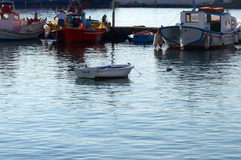 Boats of Mykonos