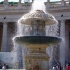 Fountain in Vatican City