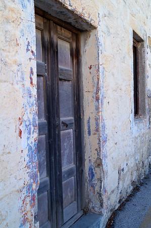 Doorway on Patmos