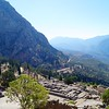 The site of ancient Delphi