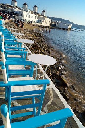 Cafe in Samos