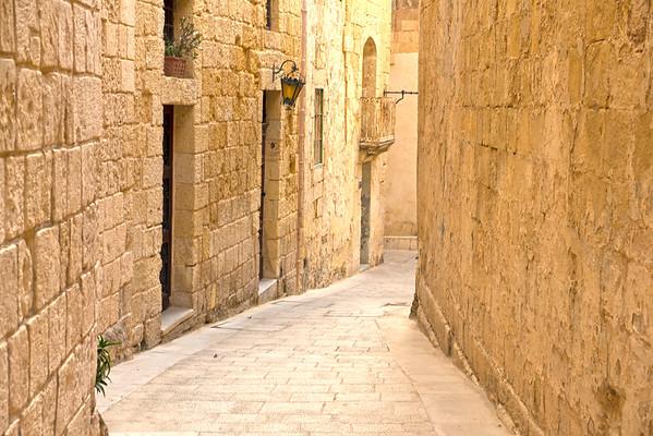 Mdina, Malta, the Silent City