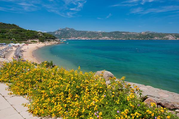 La Rocca Beach, Sardinia