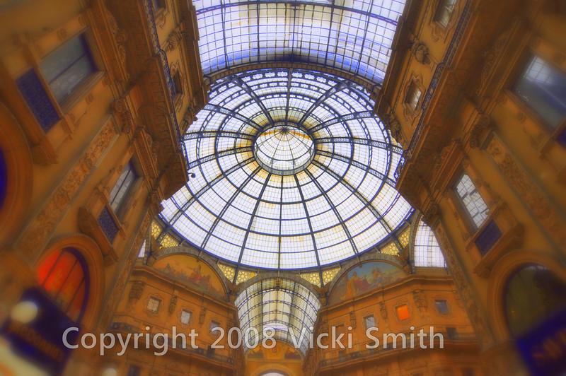 Milan, Italy<br /> Galleria