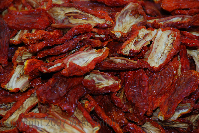 Sun Dried Tomatoes - Bologna Italy