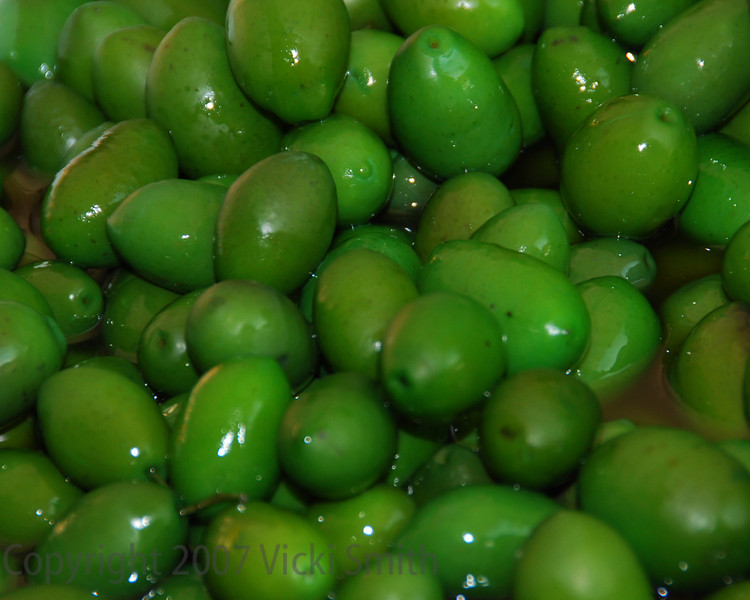 Green Olives - Bologna, Italy