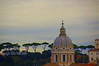 View from the roof garden of our hotel in Rome. Located right on the Piazza Navona it's the perfect home base to see this incredible city.