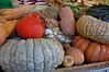Winter vegetables are interesting looking. This was at a street market that was mostly stalls of fruits and veggies.