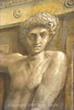 """Fresco in the Vatican museum. Fresco literally means """"a days work"""" so named because the paint was laid onto fresh, still wet plaster. If you look closely at one you can see where one days work ended and another began."""