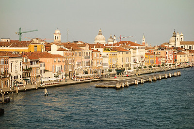 Sail away from Venice on the L'Austral and the beginning of the Dalmation Coast tour