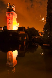 Padua, late night shot