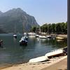 Lake Como, lungolago di Lecco