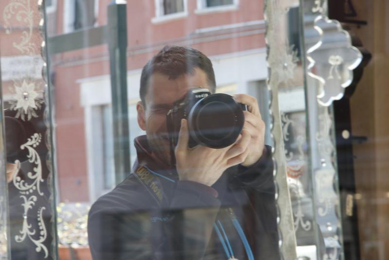 I see me, Luka Esenko, Burano, Venice