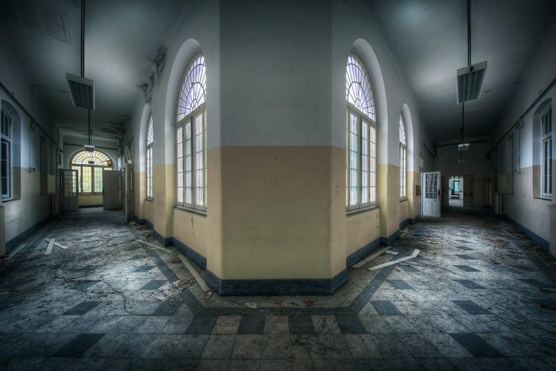 The angry hall