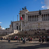 Monument in Rome Honors Victor Emmanuel II, First King of a Unified Italy