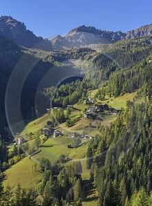 Corte Village Autumn Tree Color Dolomites Panorama Viepoint Landscape Photography Photography - 024127 - 16-10-2016 - 7750x10473 Pixel