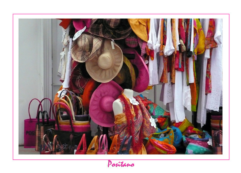 24. Hats in Positano