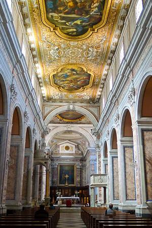Duomo in Sorrento