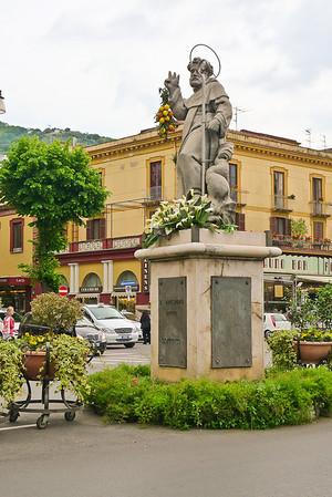 Sorrento's Piazza Tasso