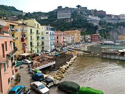 Marina Grande at Sorrento