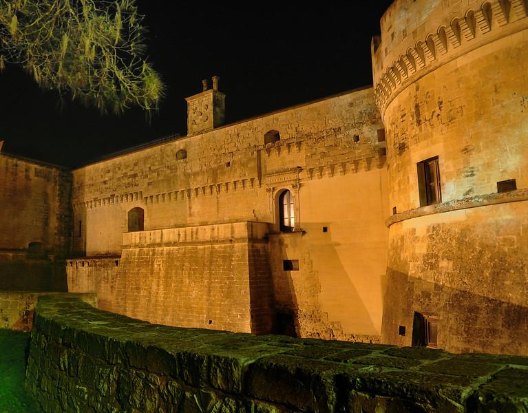 Castle in Acaia