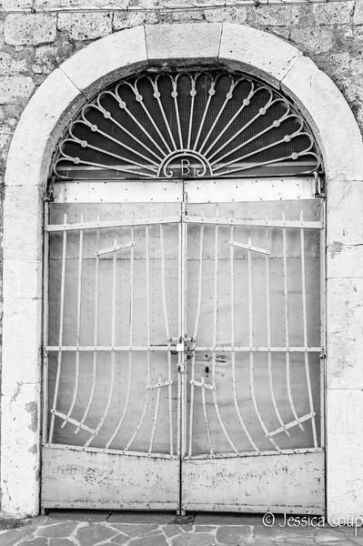 B Doorway