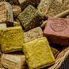 Blocks of Pecorino