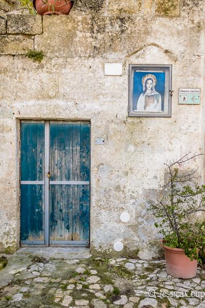 Blue Shrine