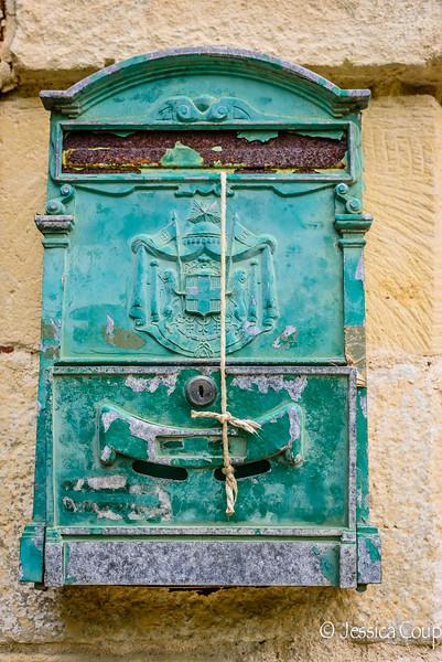 Green Mailbox