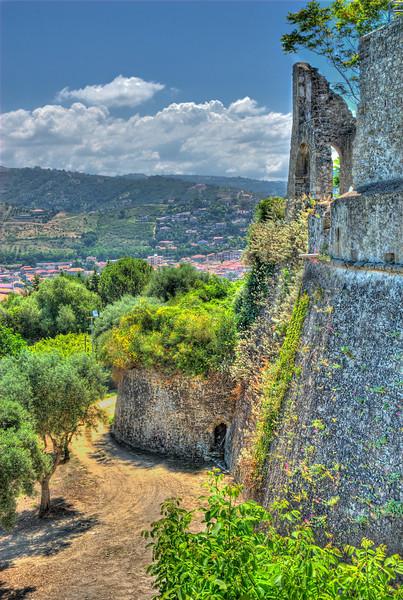 Castle in Agropoli