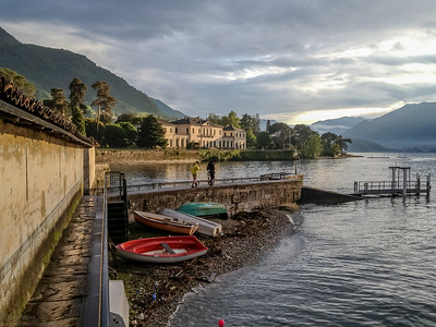 Bellagio Lago di Como (Post processing:cropped)