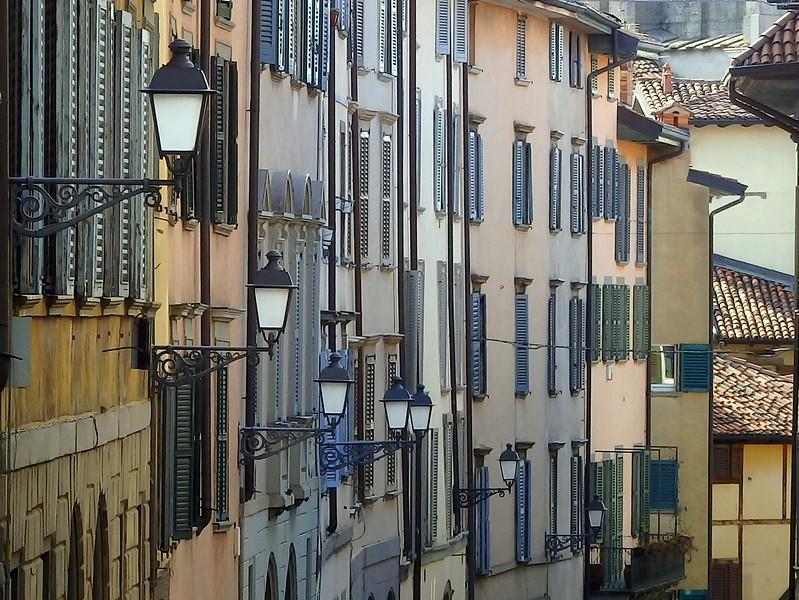 Visiting Bergamo as a day trip from Milan