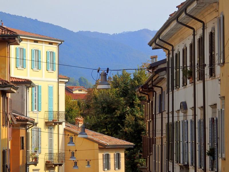 Visiting Bergamo, Italy